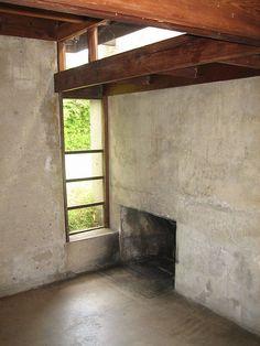 Schindler Residence. AKA Kings Road Residence. Rudolf M. Schindler. West Hollywood, California. 1921- 1922