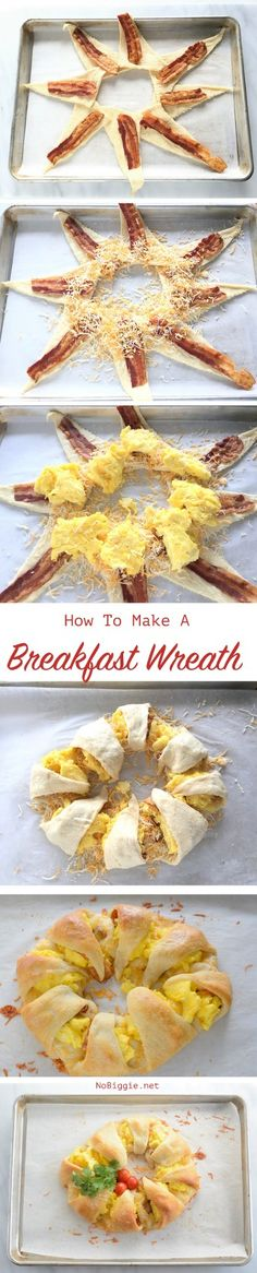 How to make a breakf
