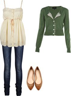 """""""library outfit"""" by pocomegan on Polyvore"""