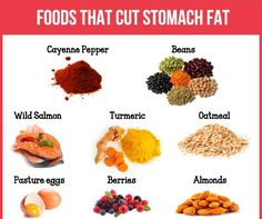 Certain Foods that KILL Belly Fat and Others that CAUSE Belly Fat: Here are 15 Foods that will Flatten that Bulge