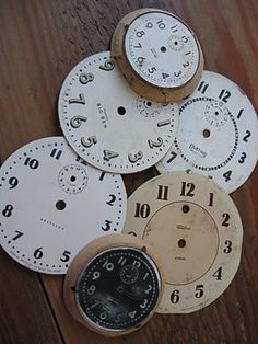 "printable clock faces from Four Corners Design: ""Time"" to celebrate Search Pinterest for ""Printable Clock Faces"""
