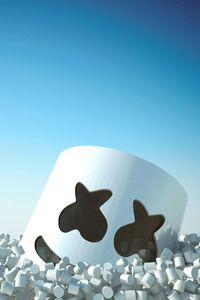 Marshmello Wallpapers - Click Image to Get More Resolution & Easly Set Wallpapers Graffiti Wallpaper, Bird Wallpaper, Music Wallpaper, Screen Wallpaper, Wallpaper Backgrounds, Iphone Wallpaper, Marshmallow Pictures, Marshmallow Face, Dj Marshmello