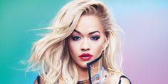 Rita Ora  #RitaOra #Celeb #Celebrity #Singer #Music #Pop #Dance #Face #Makeup #Fashion #Style #Lipstick #Hair