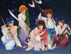 Ronin Warriors/Samurai Troopers