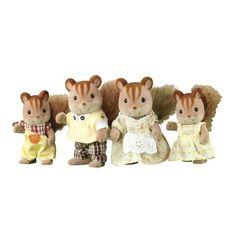 Семья белок Sylvanian Families 3136: цена 1999.00 руб, Семья белок Sylvanian Families 3136 - купить в интернет магазине детских товаров и игрушек «Детский Мир»;