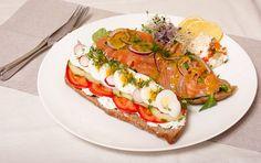 Mieks Special: broodje zalm deluxe - Keuken♥Liefde