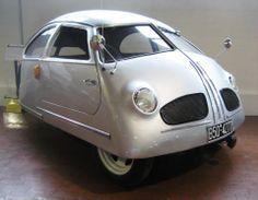 1951 Hoffman, another three-wheeler