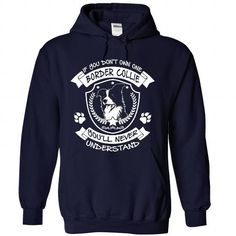 Border Collie - #gift for guys #funny gift. FASTER => https://www.sunfrog.com/Pets/Border-Collie-6407-NavyBlue-Hoodie.html?68278