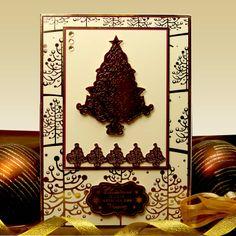 Christmas Elegance | Hunkydory Crafts