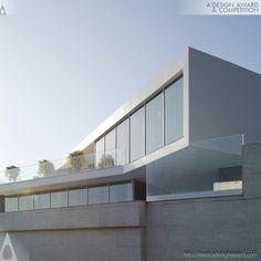 Villa Sochi Residential House by Alexandra Fedorova
