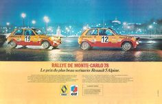 Renault 5 Gr.2 - Montecarlo