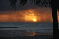 Album Tahiti / Puesta de sol - Coucher de soleil, Tikehau