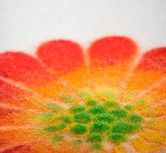 echoes - infinity floral installation by shinji ohmaki | designboom