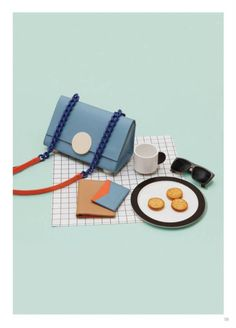 Matter Matters, Hong Kong // 'Bold, graphical, and stylish high quality accessories. The combinations of material, geometric shapes and postmodern aesthetic give very modern and witty products!  Designs are inspired by the Postmodernism, Art Deco, Memphis, mod couture, contemporary Bauhaus-inspired design.'