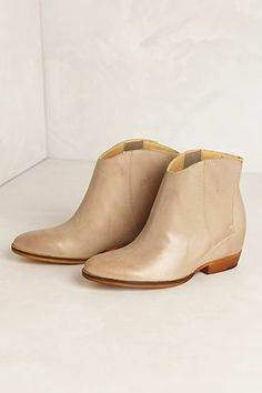 Cute Booties - Leather, Comfortable Ankle Shoe Styles