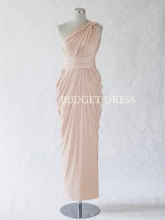 Nude Blush Multiform Bridesmaids Dress, Infinity Greek Prom Dresses, Engagement Party Dresses, Mix And Match Gowns, Reception Summer Dress 2017 NEW STYLE Nude Blush Multiform Bridesmaids Dress Engagement Party Dresses, Wedding Dress Suit, Wedding Dresses, Long Bridesmaid Dresses, Prom Dresses, Summer Dresses, Formal Dresses, Bridesmaids, Event Dresses