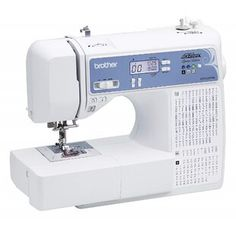 Bring out the designer in you by working dedicatedly on this Brother Project Runway Limited Edition Computerized Sewing Machine. Sewing Machine Quilting, Serger Sewing, Sewing Machine Reviews, Sewing Stitches, Brother Project Runway, Hot Rods, Brother Sewing Machines, Janome, Sewing Projects For Beginners