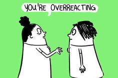 What You Say To A Highly Sensitive Person And What They Hear