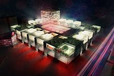 plans for AC milan's new stadium revealed by arup