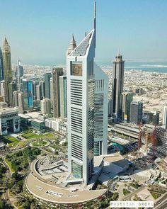 Dubai Architecture, Sharjah, United Arab Emirates, Abu Dhabi, Uae, New York Skyline, Skyscraper, Places To Visit, City Skylines