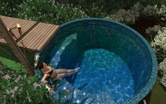 Pool Tank     http://www.4blue.com.au/packages/pool-tank/