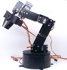 Lightweight Robot Arm