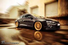 VW Scirocco серьезно изменится к 2015