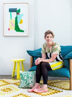 Today's Biz Ladies profile comes to us from the founder of The Design Files, Lucy Feagins.