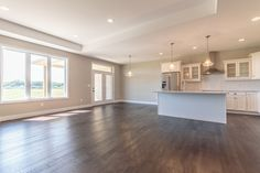 Gallery Page – Interior Photos Interior Photo, Light Project, Flooring Ideas, Great Rooms, Custom Homes, Budget, Gallery, Kitchen, Projects