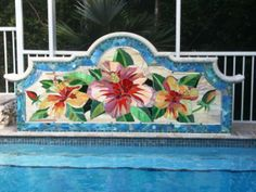 mosaic mural | Posted by Janine on Jan 25, 2013 in Recent Work | 0 comments