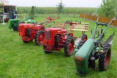 Bungartz tractors