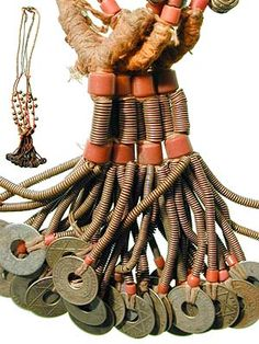 Fulani Necklace 10, West Africa