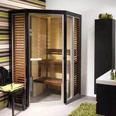 Tylö har skapat en bastulösning som både kan innehålla traditionell bastu och en mildare ångbastu. En riktig hemmaspa revolution som kan få plats i badrummet! #bastu #sauna #bathroom #badrum #inspiration #warm #interior #bathroominspiration #badrumsinredning