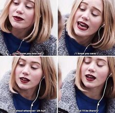 i dont blame u noora, me too