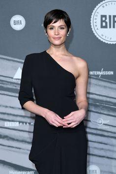 Gemma Arterton - Attending the British Independent Film Awards on December 8th 2016