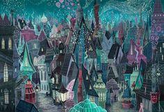 The Art Of Animation, Karl James Mountford - . Art And Illustration, Illustrations And Posters, Pretty Art, Painting Inspiration, Story Inspiration, Amazing Art, Design Art, Concept Art, Fine Art Prints