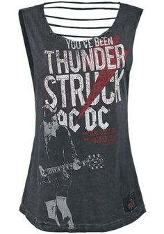 EMP Signature Collection - Top by AC/DC