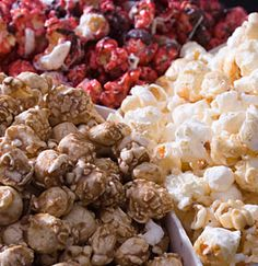 Popcorn of the month club.