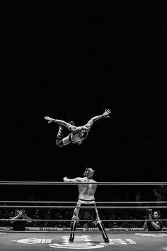 Arena Mexico [Noche de Luchas] on Behance