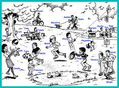 Using Picture Prompts.good idea for speaking or writing. Spanish Grammar, Spanish 1, Spanish Teacher, Spanish Classroom, Spanish Lessons, How To Speak Spanish, Spanish Language, Spanish Teaching Resources, Spanish Activities