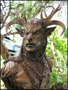 """""""Cern-nu-noh-o-o-os.... Stag Hunter and Horned One, Join Us Now! Cer-nu-noh-o-o-os... Greenwood Lord of seed and need, Join Us Now! Cern-nu-noh-o-o-os... Herne and Pan in every man, Join Us Now!"""""""