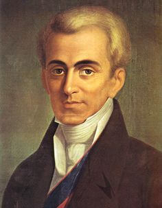Kapodistrias - the first prime minister of Greece Greek Independence, First Prime Minister, Greek Warrior, Greek History, In Ancient Times, Conspiracy, Athens, Over The Years, Famous People