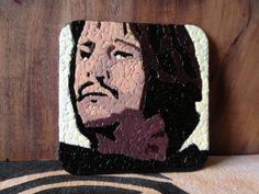 Ringo Star coaster