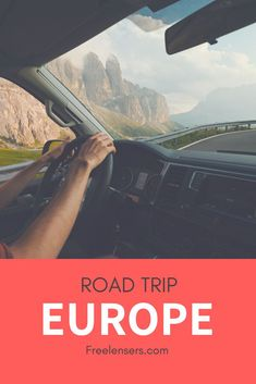 Road trip in Europe, our itinerary - 8 Women Travel Tours, Us Travel, Family Travel, Travel Trip, Packing Outfits For Travel, City Trip Europe, Destinations D'europe, Travel Photographie, Europe Holidays