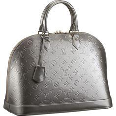 →❤♥…… Louis Vuitton Alma Mm ,❤❤❤…… my anniversary present...hells i deserved it lol