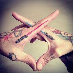 star wars lightsaber tattoo-4