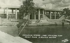 Comanche Springs, Fort Stockton, TX,  31 million gallons per day before they used all the water for agriculture