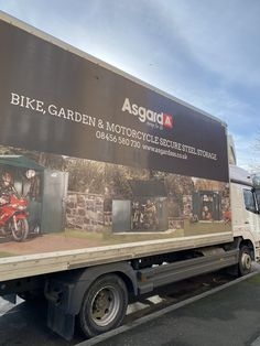 'Exciting delivery at the garden today. Our tools are getting a home upgrade. Thank you @AsgardStorage for the delivery!' - Hackney Herbal. #metalshed #secureshed #homesecurity Bike Storage, Shed Storage, Garage Storage, Metal Sheds For Sale, Sale Uk, Home Upgrades, Double Doors, Storage Solutions, Home And Garden