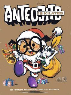 """Revista """"ANTEOJITO"""", la """" otra revista """" de los niños argentinos por varias generaciones ..."""