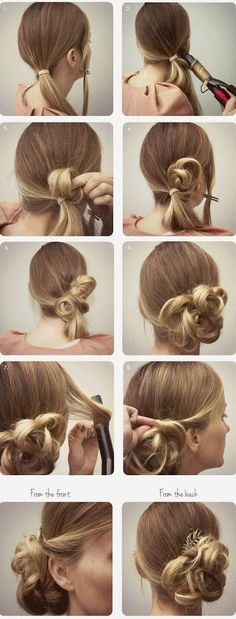 6 tutos coiffures géniaux pour vos enfants | Astuces de filles